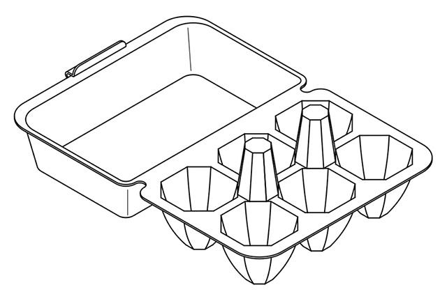容器(通常線図)